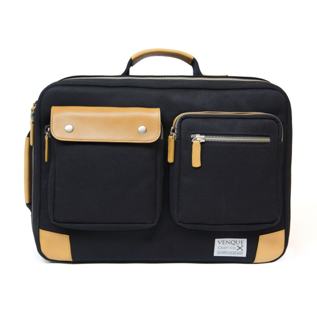 Briefpack XL Black