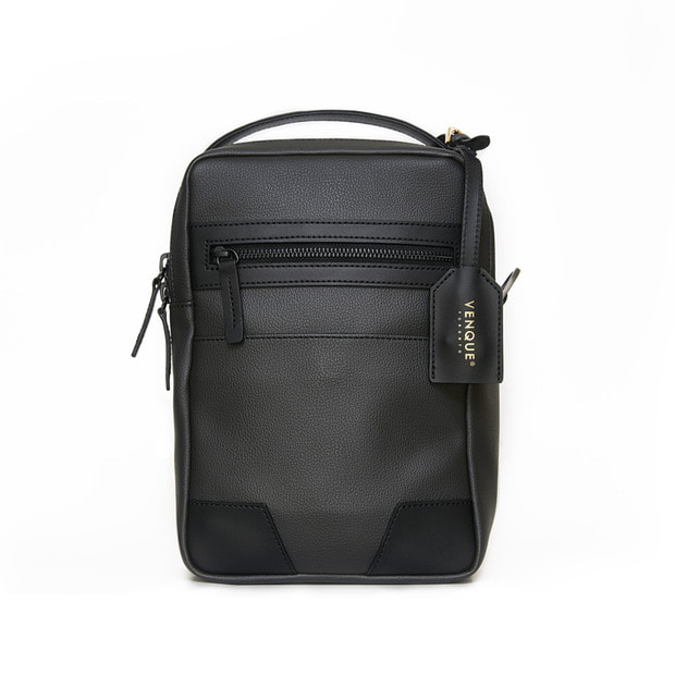 Crossbody Messenger Matte Black